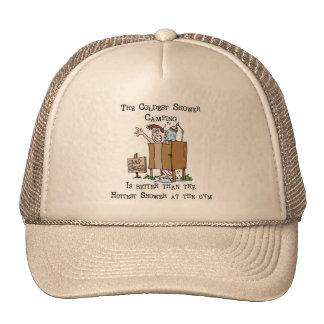 Camp Shower Trucker Hat