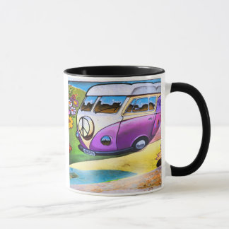 Camp-site because mug
