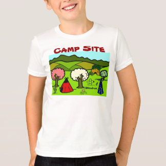 Camp Site T-shirt