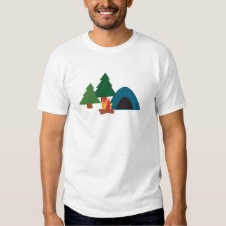 Camp Site Tee Shirt