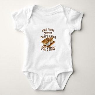 Camp Smores Baby Bodysuit