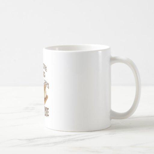 Camp Smores Classic White Coffee Mug
