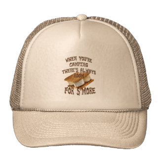 Camp Smores Hats