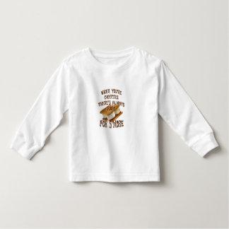 Camp Smores Toddler T-shirt
