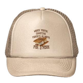 Camp Smores Trucker Hat