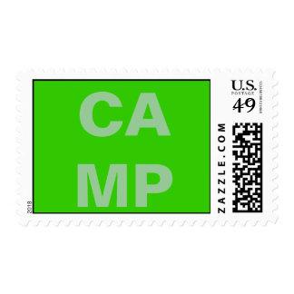 CAMP STAMP