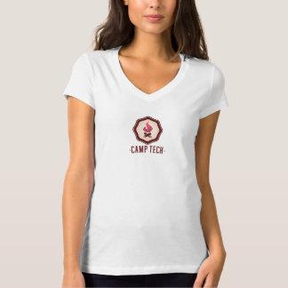 Camp Tech apparel: colour logo Shirt