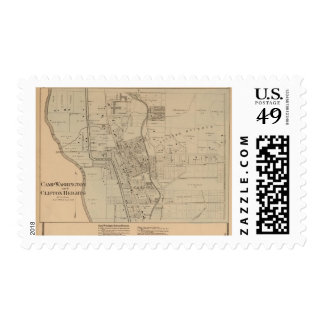 Camp Washington, Clifton Heights, Ohio Postage Stamps
