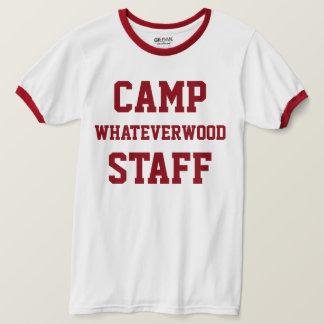 Camp Whateverwood Staff T-Shirt