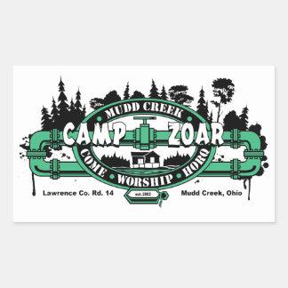Camp Zoar Stickers