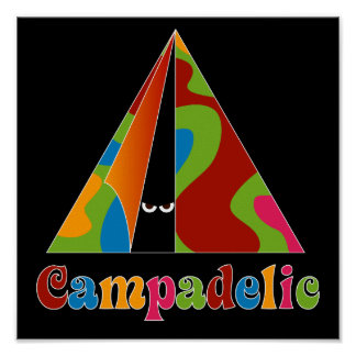 Campadelic Poster