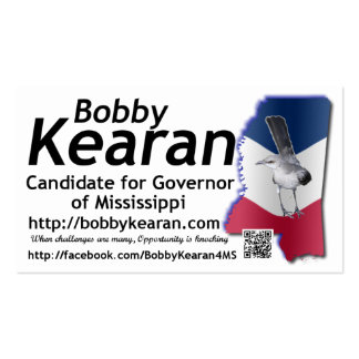 Campaign Business Card