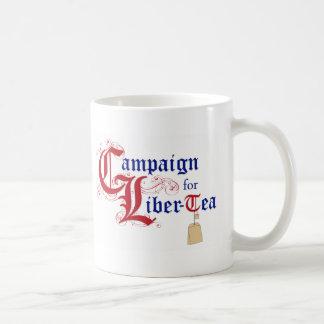 Campaign for Liber-Tea Coffee Mugs