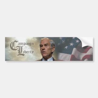 Campaign For Liberty Car Bumper Sticker