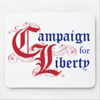 Campaign for Liberty Logo Mouse Pad
