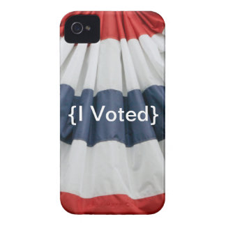 Campaign iPhone 4 Cover
