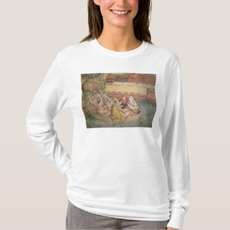 Campaign of Emperor Charles V against the T-Shirt