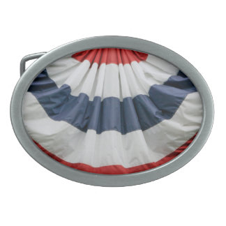 Campaign Oval Belt Buckles