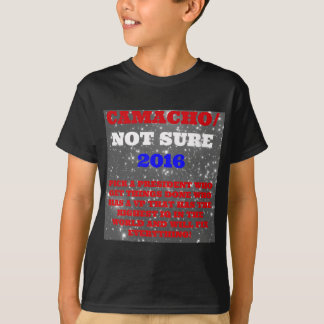 CAMPAIGN POSTER T-Shirt