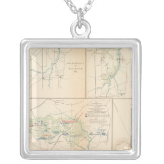 Campaign Sterling Price Silver Plated Necklace