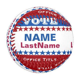 Campaign Template Baseball