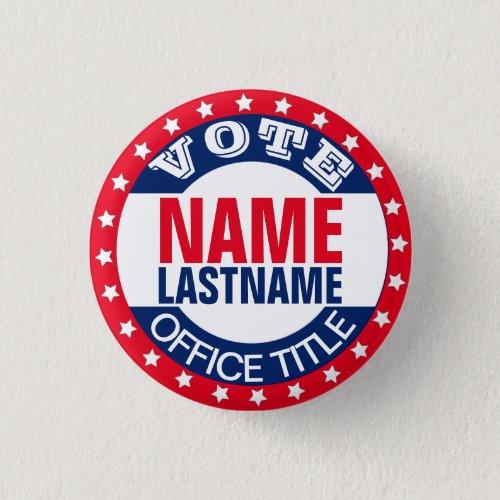 Campaign Template Custom Blank Button