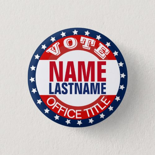Campaign Template Custom Button
