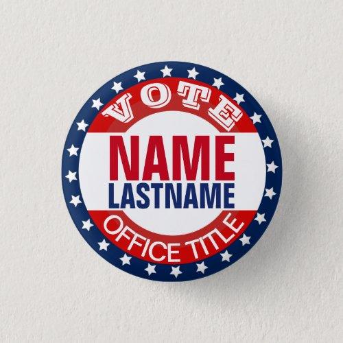 Campaign Template Custom Button