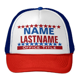 Campaign Template Custom Trucker Hat