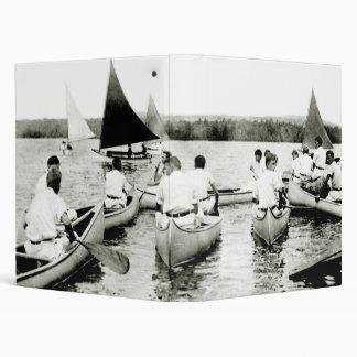 "Campamento de verano para hombre joven 1925 carpeta 1"""