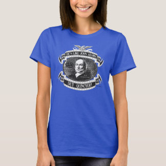 Campaña 1824 de John Quincy Adams Playera