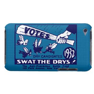 Campaña 1932 de la Anti-Prohibición Case-Mate iPod Touch Cárcasa