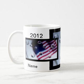Campaña 2012 taza de café