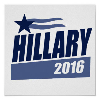 CAMPAÑA BANNER.png de HILLARY 2016 Posters