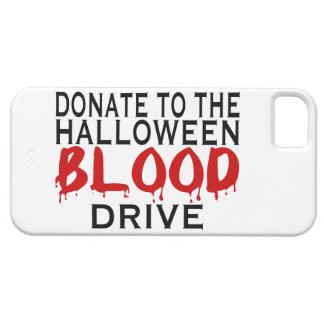 Campaña de donación de sangre de Halloween Funda Para iPhone 5 Barely There