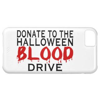 Campaña de donación de sangre de Halloween Funda Para iPhone 5C