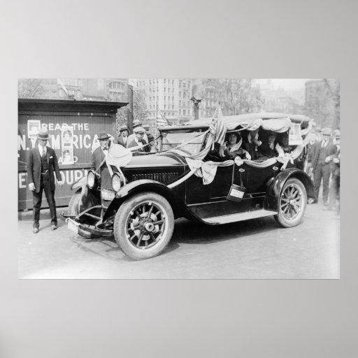 Campaña de Follette del La: 1924 Póster