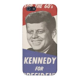Campaña de JFK iPhone 5 Protectores
