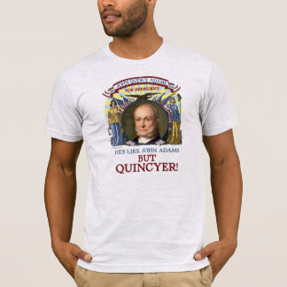 Campaña de John Quincy Adams 1824 Playera