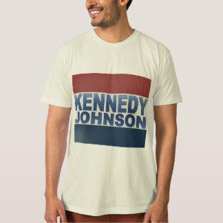 Campaña de Kennedy Johnson Playera