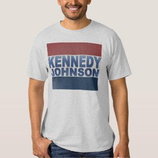 Campaña de Kennedy Johnson Playeras
