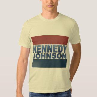 Campaña de Kennedy Johnson Poleras