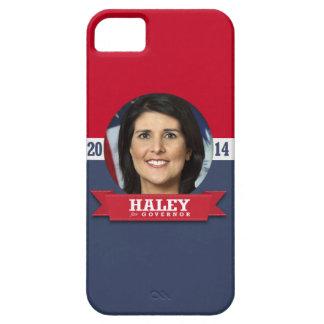 CAMPAÑA DE NIKKI HALEY iPhone 5 FUNDAS
