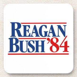 Campaña de Reagan Bush 84 Posavasos