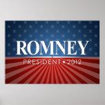 Campaña de ROMNEY 2012 Posters