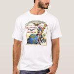 Campaña de Teddy Roosevelt 1904 (la camisa ligera