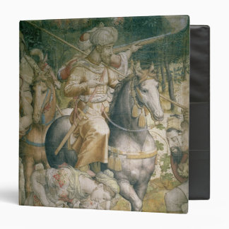 """Campaña del emperador Charles V contra los turcos Carpeta 1 1/2"""""""