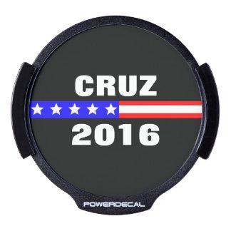 Campaña electoral de presidencial de Cruz 2016 Sticker LED Para Ventana