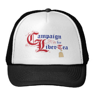 Campaña para el Liber-Té Gorra