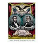 Campaña presidencial 1864 de Abraham Lincoln Postal